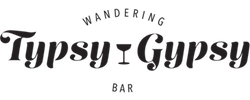 The Typsy Gypsy Bar Logo - Mobile Bar for Events in California